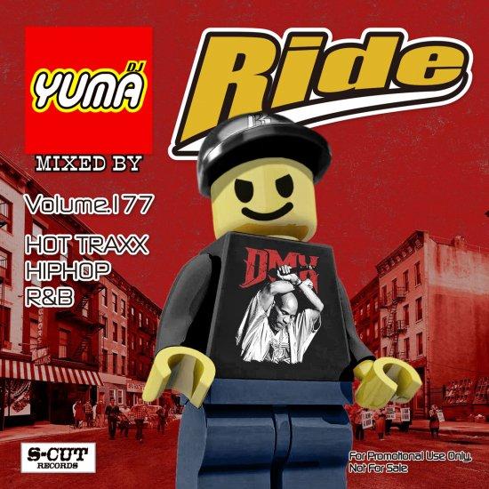 画像1: DJ YUMA  / RIDE VOL.177 (1)