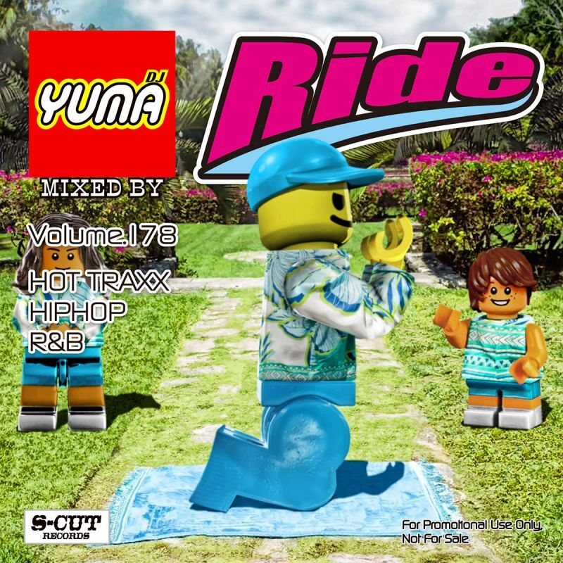 画像1: DJ YUMA  / RIDE VOL.178 (1)