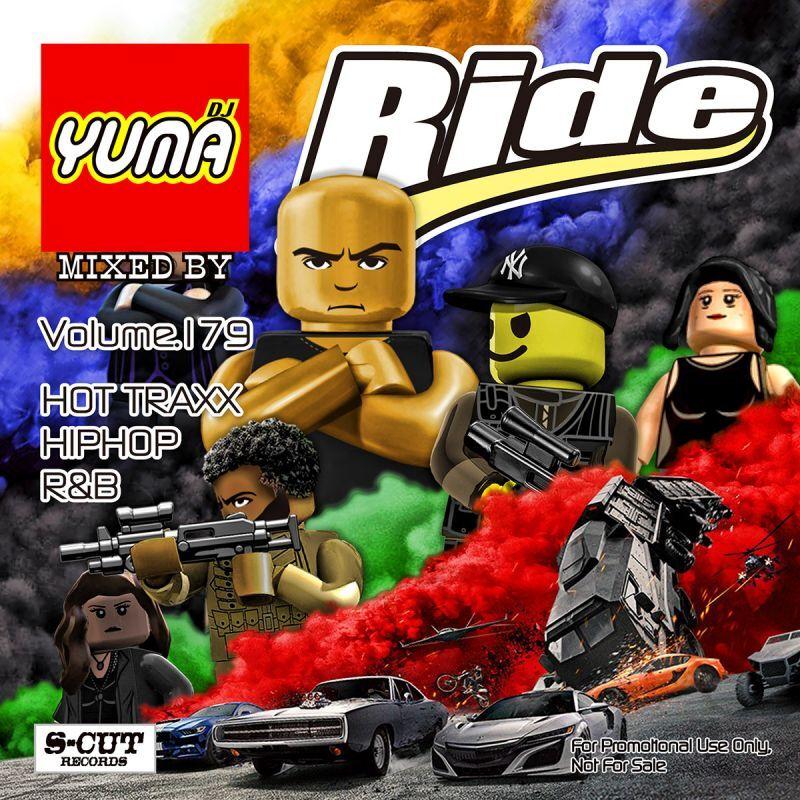 画像1: DJ YUMA  / RIDE VOL.179 (1)