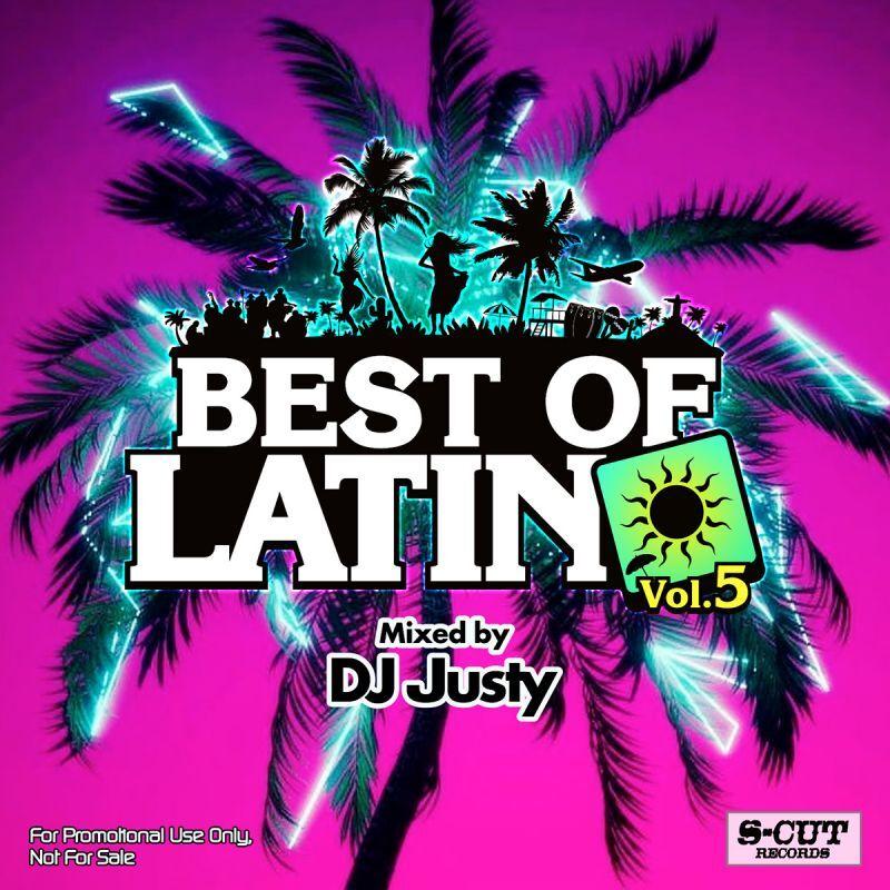画像1: DJ JUSTY / BEST OF LATIN VOL.5 (1)
