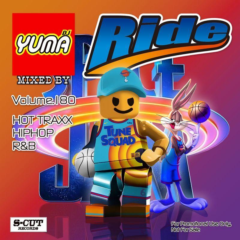 画像1: DJ YUMA  / RIDE VOL.180 (1)