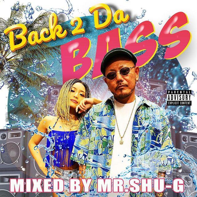 画像1: DJ MR SHU-G / Back 2 Da BASS (1)