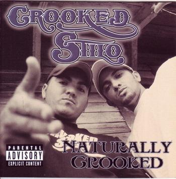 画像1: CROOKED STILO / NATURALLY CROOCKED (1)