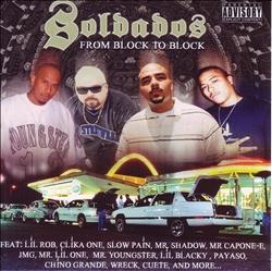 画像1: SOLDADOS / FROM BLOCK TO BLOCK (1)