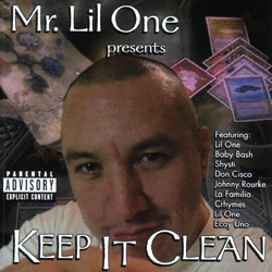画像1: MR.LIL ONE PRESENTS  / KEEP IT CLEAN (1)