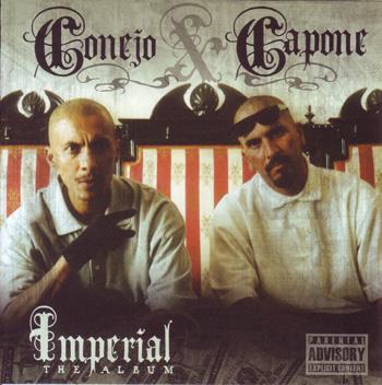 画像1: CONEJO & CAPONE  / IMPERIAL THE ALBUM (1)
