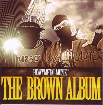 画像1: HEAVYMETAL MUZIK  / THE BROWN ALBUM (1)