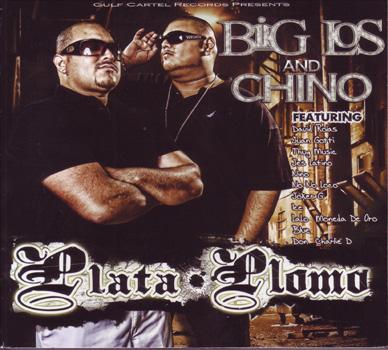 画像1: BIG LOS & CHINO  / PLATA O PLOMO (1)