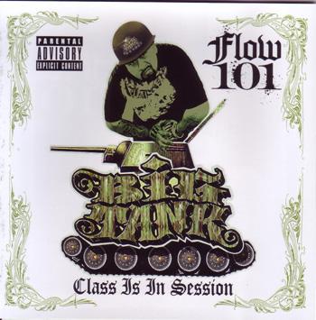 画像1: BIG TANK  / FLOW 101 -CLASS IS IN SESSION- (1)