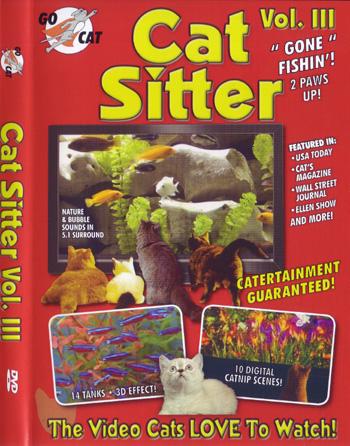 画像1: CAT SITTER VIDEOS  / VOL.3 (1)