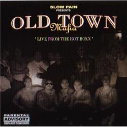 画像1: OLD TOWN MAFIA / LIVE FROM THE HOT BOXX (1)
