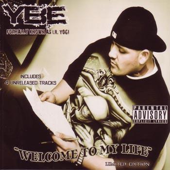 画像1: YBE / WELCOME TO  MY LIFE / LIMITED EDITION (1)