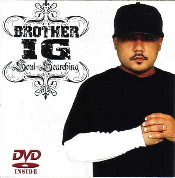 画像1: BROTHER IG / SOUL SEARCHING / DVD付き (1)