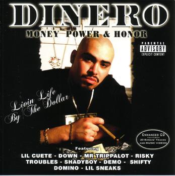 画像1: DINERO / MONEY POWER & HONOR (1)