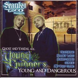 画像1: YOUNG GUNNERS / YOUNG AND DANGEROUS (1)