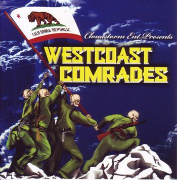 画像1: VA / WESTCOAST COMRADES (1)