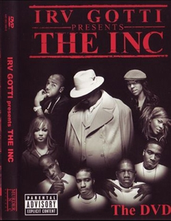 画像1: THE INC  / MURDER INC OFFICIAL DVD (1)