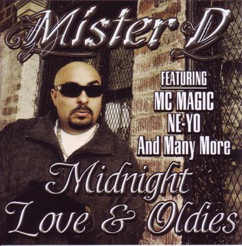 画像1: MISTER D / MIDNIGHT LOVE & OLDIES (1)