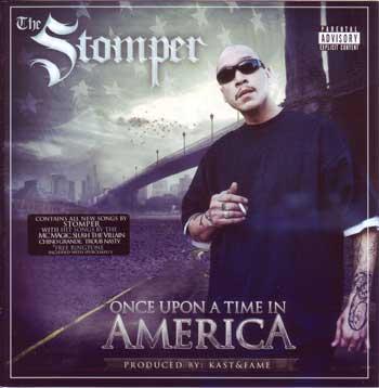 画像1: STOMPER / ONECE UPON A TIME IN AMERICA (1)