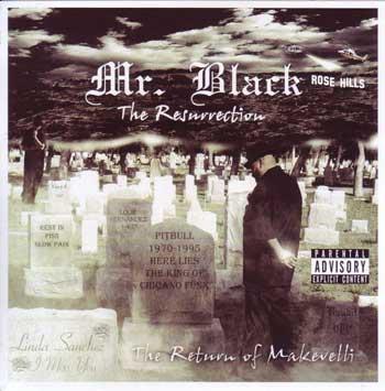 画像1: MR.BLACK / THE RESURRECTION (1)