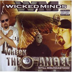 画像1: WICKED MINDS / THE 18TH ANGEL (1)