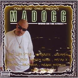 画像1: MADOGG  / WORD ON THE STREET (1)